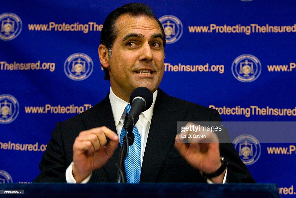 Los Angeles City Attorney Rocky Delgadillo, the City's chief
