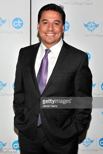 Los Angeles City Councilman Jose Huizar attends the unveiling of new afterschool facility at Boyle Heights City Hall on October 15 2013 in Boyle...