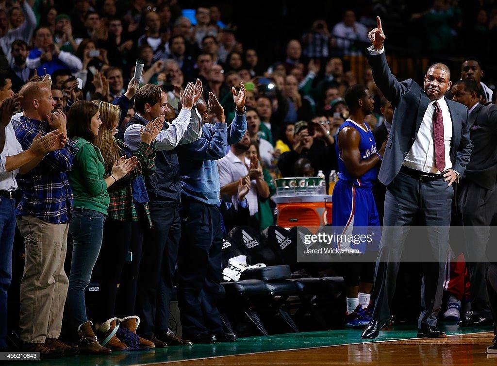 Los Angeles Clippers v Boston Celtics : News Photo