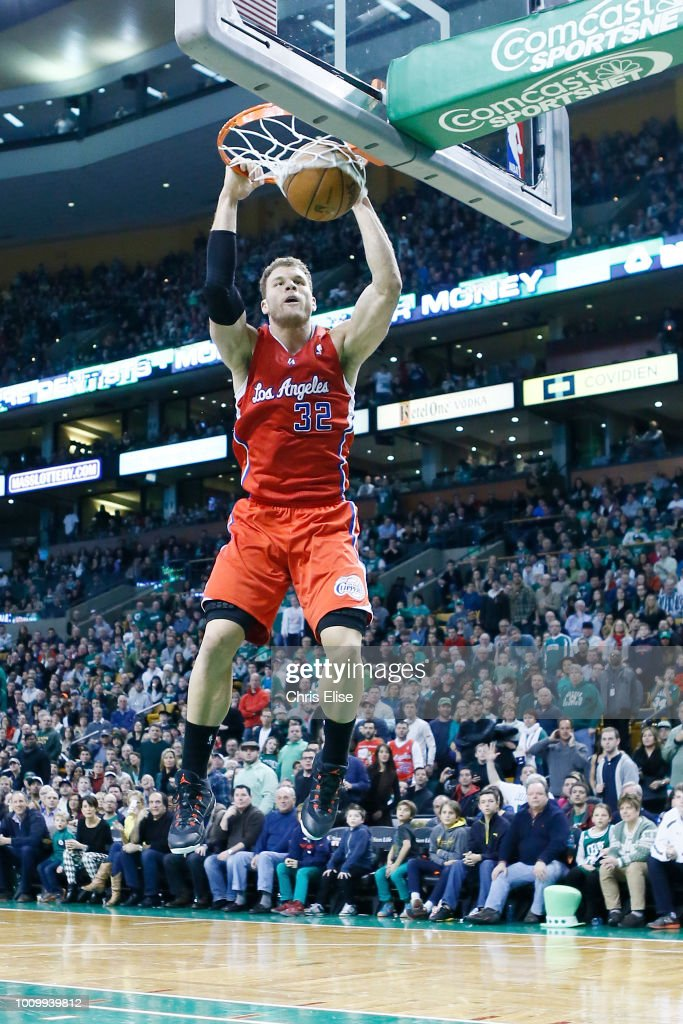 Los Angeles Clippers v Boston Celtics : News Photo