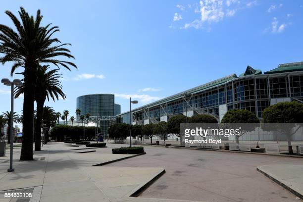 Los Angeles Convention Center in Los Angeles, California on September 11, 2017.