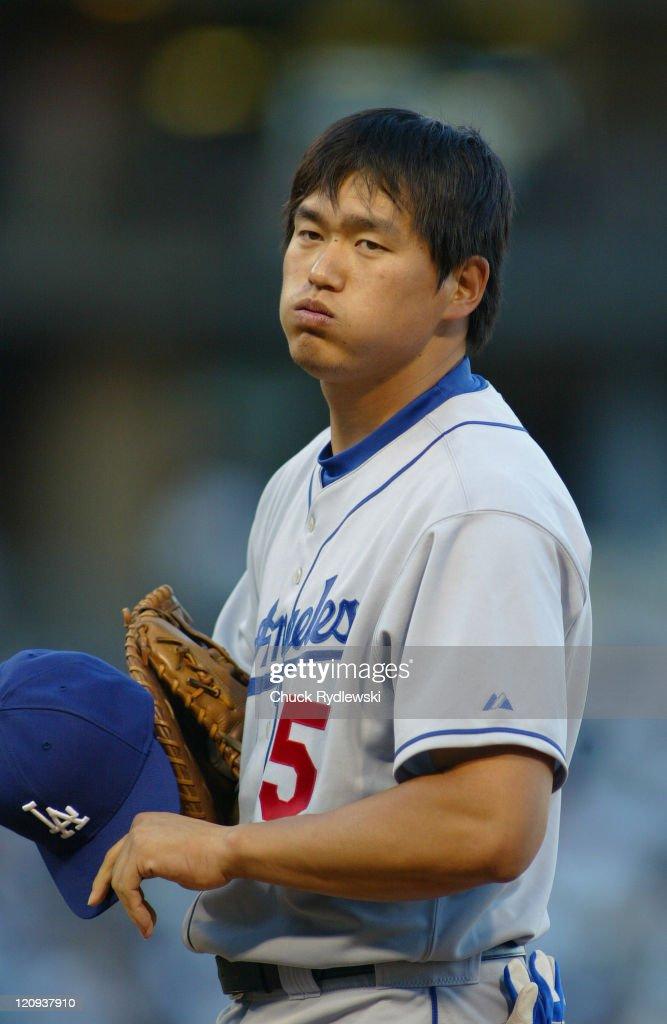 Los Angeles Dodgers vs Chicago White Sox - June 18, 2005
