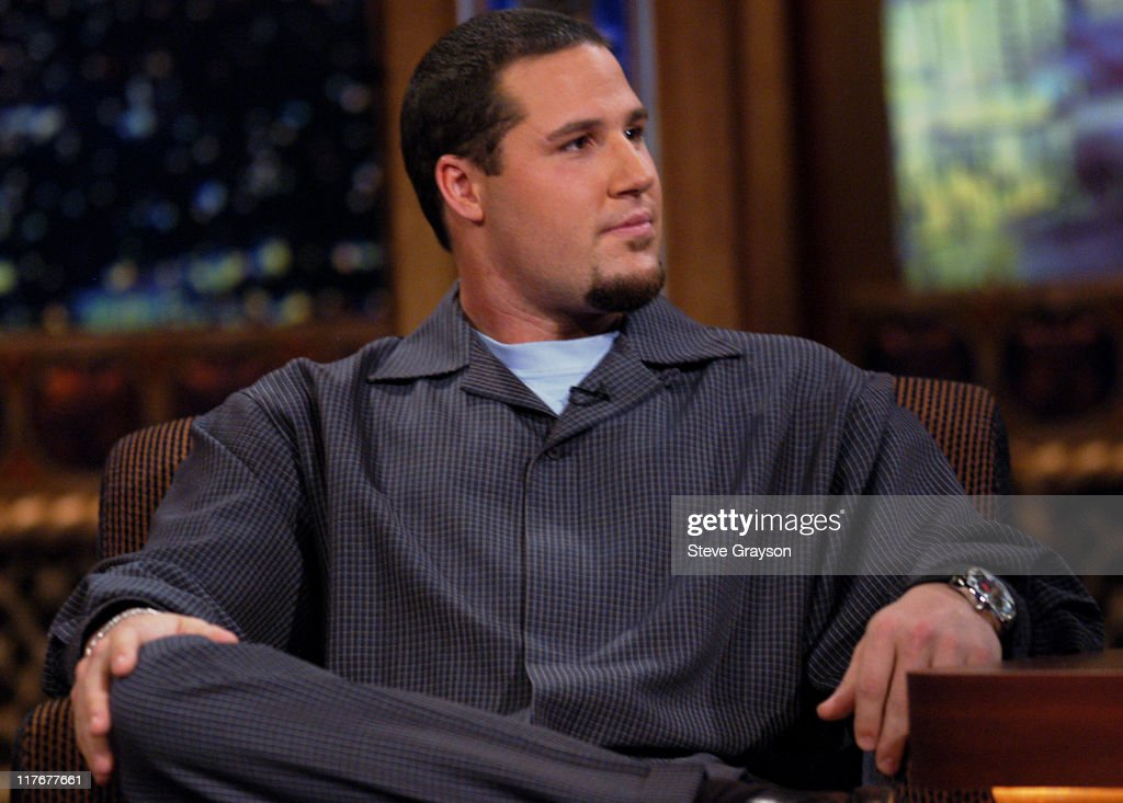 Cy Young Award Winning Pitcher Eric Gagne of The Los Angeles Dodgers Appears on