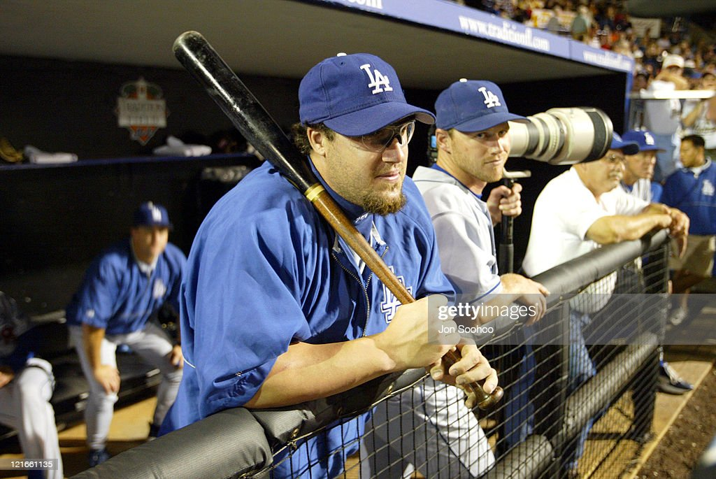 Los Angeles Dodgers vs New York Mets - March 20, 2004