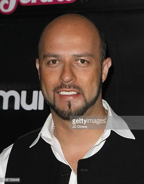Los Angeles Dodger's pitcher Esteban Loaiza attends the premiere of mun2's I Love Jenni reality series at W Hollywood Hotel on March 1 2011 in...