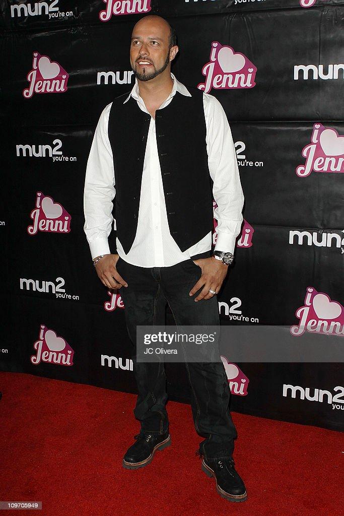 "Premiere Of mun2's ""I Love Jenni"" Reality Series : News Photo"