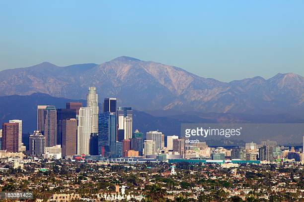 Los Angeles Downtown Skyscrapers