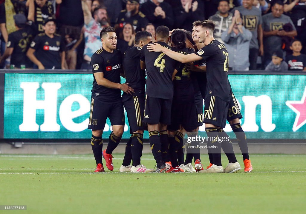 SOCCER: JUL 06 MLS - Vancouver Whitecaps at LAFC : News Photo