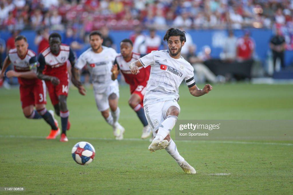 SOCCER: MAY 19 MLS - LAFC at FC Dallas : News Photo