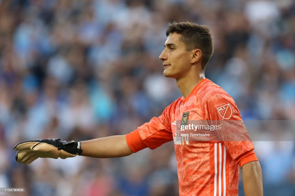 SOCCER: JUL 03 MLS - LAFC at Sporting Kansas City : News Photo