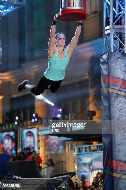 WARRIOR 'Los Angeles Finals' Pictured Anna Shumaker