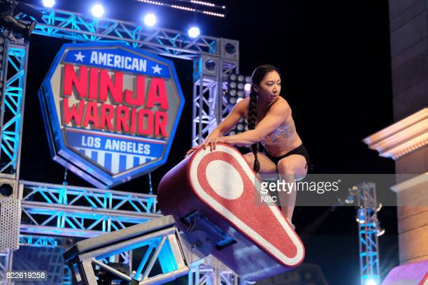 WARRIOR 'Los Angeles Finals' Pictured Natalie Duran