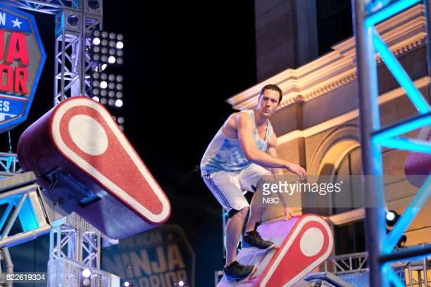 WARRIOR 'Los Angeles Finals' Pictured Westley Silvestri