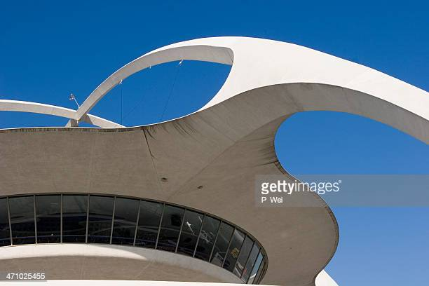 los angeles international airport (lax) - lax airport stock pictures, royalty-free photos & images