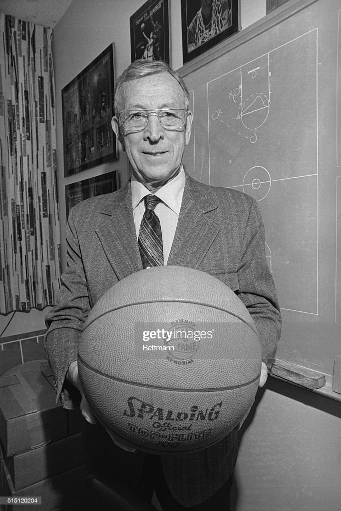 John Wooden, the master tactician behind the longest win streak in college basketball history, was named UPI's Coach of the Year for the second straight season. it was the fourth time in the last five years that the UCLA coach has received the honor.