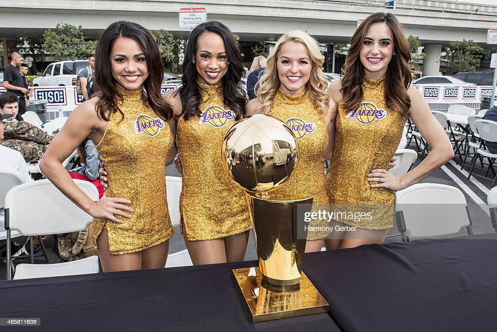 Delta Air Lines Hosts U.S. Service Members BBQ In Partnership With The Los Angeles Lakers