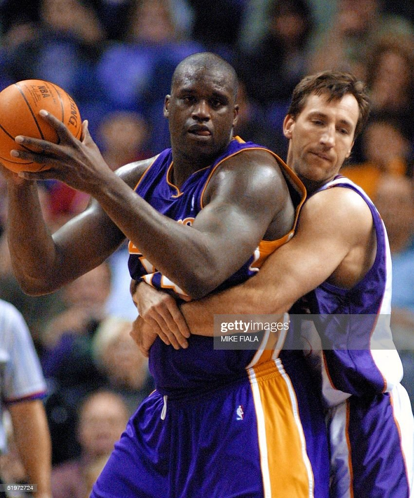 Shaquille Lakers