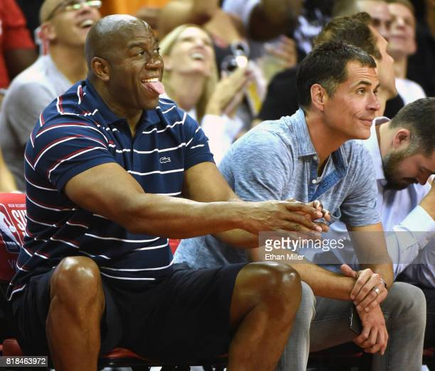 Rob Pelinka Pictures And Photos