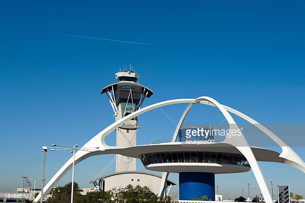 los angeles lax - lax airport stock pictures, royalty-free photos & images