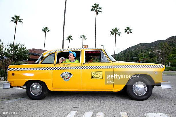 FALLON 'Los Angeles Opening Sequence' Pictured Host Jimmy Fallon