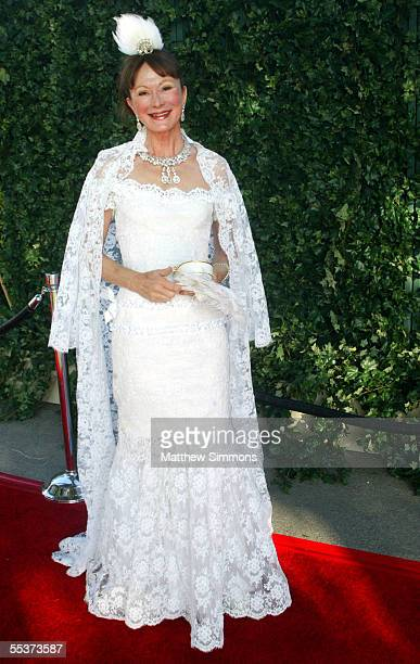 Los Angeles Opera Patron Alisa Camberlan arrives to the Gala opening of the opera The Grand Duchess by Director Garry Marshall at the the Dorothy...