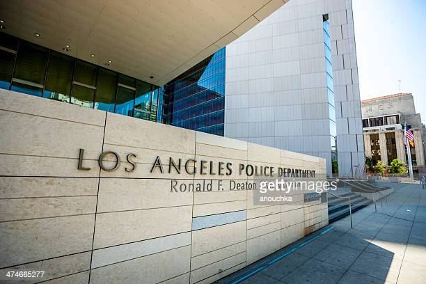 los angeles police department - los angeles police department stock pictures, royalty-free photos & images