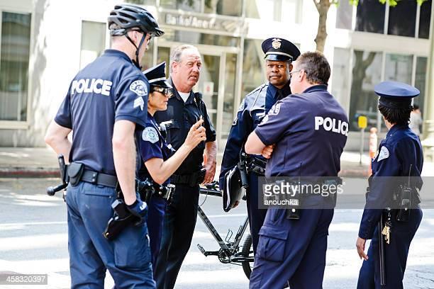 ロサンゼルスの警察 - ロサンゼルス市警察 ストックフォトと画像