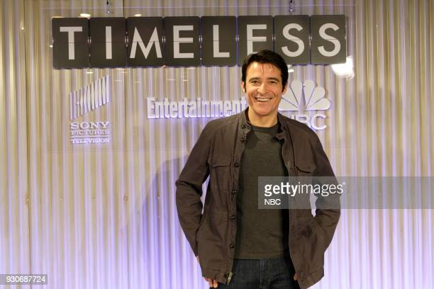 TIMELESS Los Angeles Premiere Event Pictured Goran Visnjic
