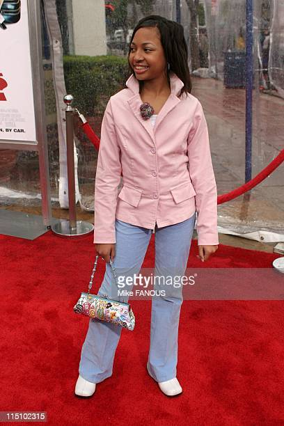 Los Angeles Premiere of 'Are We There Yet' in Westwood United States on January 09 2005 Aleisha Allen at Mann Village Theatre