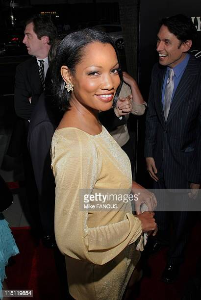 Los Angeles Premiere of Hollywoodland at the Academy Theatre in Beverly Hills United States on September 07 2006 Garcelle Beauvais Nilon