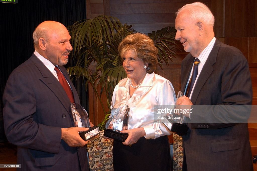 2003 Los Angeles Public Library Awards Honoring Playwright August Wilson