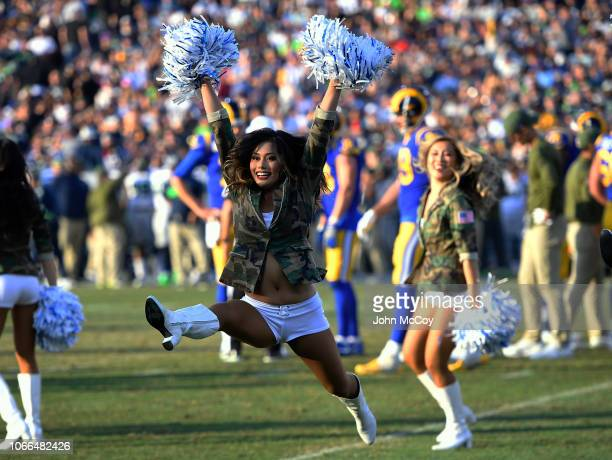 los angeles 5bbf9 36cad 30 Top Nfl Military Pictures, Photos and Images - Getty Images