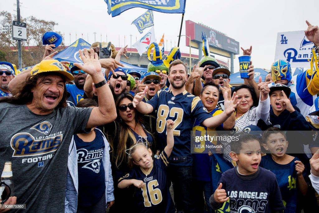 FANATIC -- 'Los Angeles Rams' Episode 108 -- Pictured: Darren McMullen --