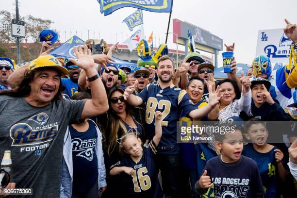 FANATIC 'Los Angeles Rams' Episode 108 Pictured Darren McMullen