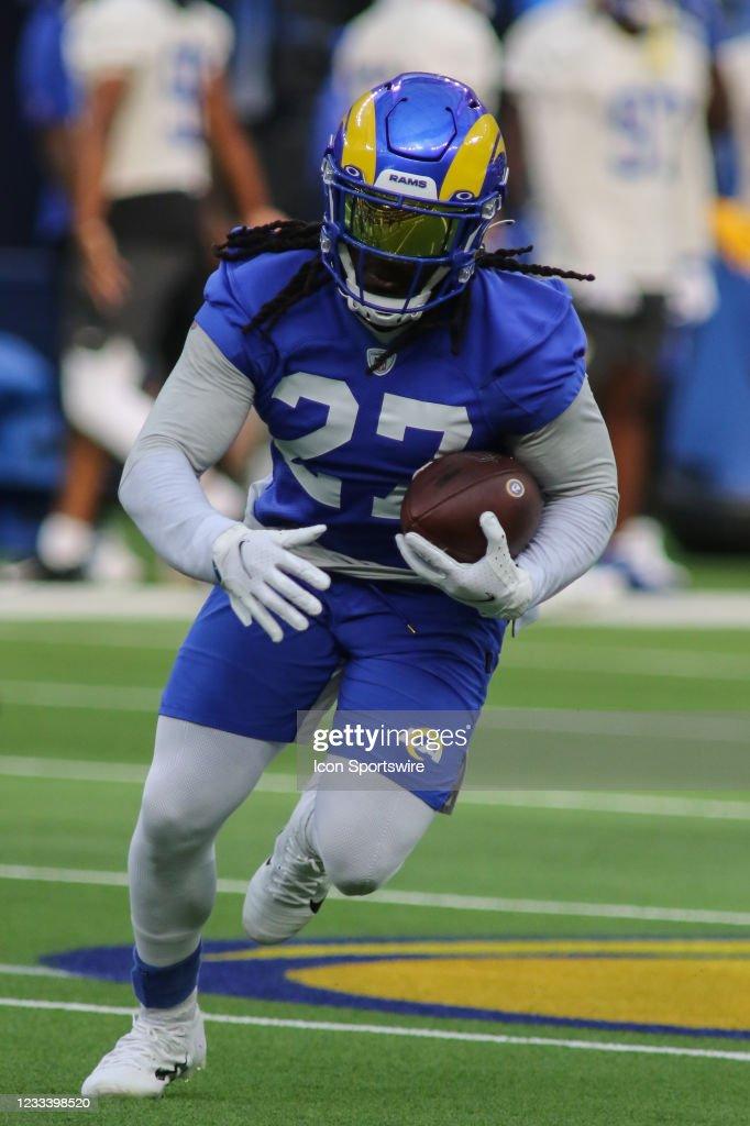 NFL: JUN 10 Rams Practice : News Photo