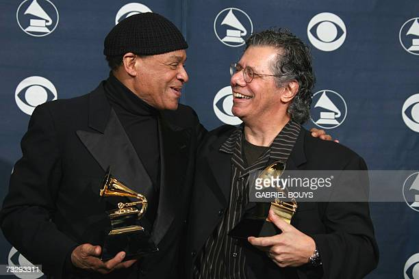 Winner for Best RB Performance by a Duo or Group with Vocals and Best Traditional RB Vocal Performance Al Jarreau and Winner for Best Jazz...