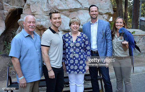 Los Angeles Zoo Director John Lewis singer Lance Bass GLAZA President Connie Morgan 99 Cents only Stores Senior Vice President of Store Operations...