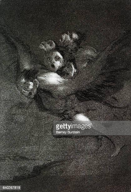 Bon Voyage by Francisco Goya