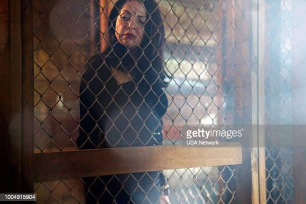 """Los Enamorados"""" Episode 306 -- Pictured: Veronica Falcon as Camila --"""