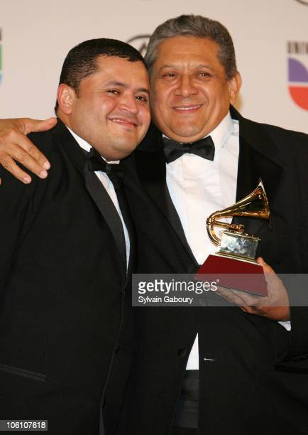 """Los Hermanos Zuleta, winners Best Cumbia/Vallenato Album for """"Cien Dias de Bohemia"""""""