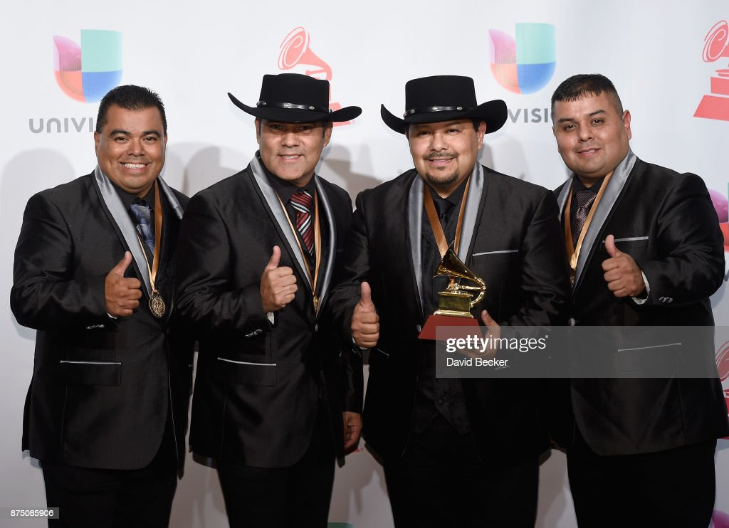 The 18th Annual Latin Grammy Awards - Press Room : News Photo