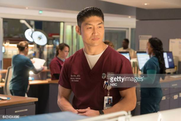 MED Lose Yourself Episode 216 Pictured Brian Tee as Ethan Choi