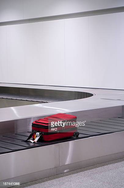lost baggage - baggage claim stock pictures, royalty-free photos & images