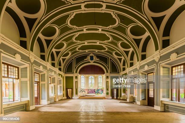 lost ballroom - ballroom stock photos and pictures