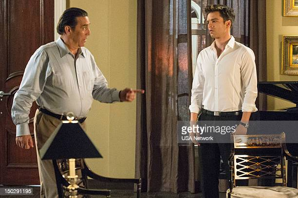 ANIMALS 'Lost Boys' Episode 4 Pictured Ciarán Hinds as Bud Hammond Sebastian Stan as Thomas 'TJ' Hammond