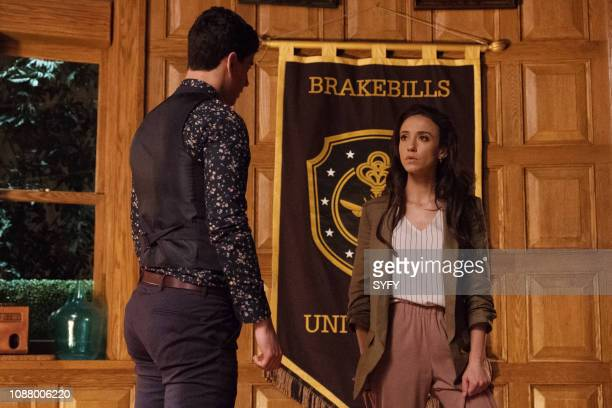 THE MAGICIANS Lost Found Fucked Episode 402 Pictured Stella Maeve as Julia Wicker