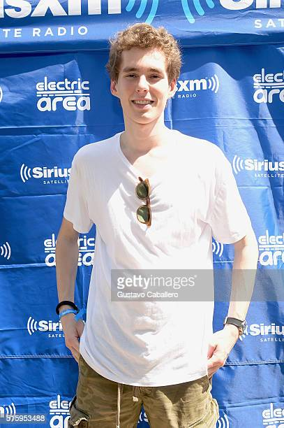 Lost Frequencies attends SiriusXM Celebrates 10th Anniversary Of The SiriusXM Music Lounge At 1 Hotel South Beach Leading Up To Ultra Music Festival...