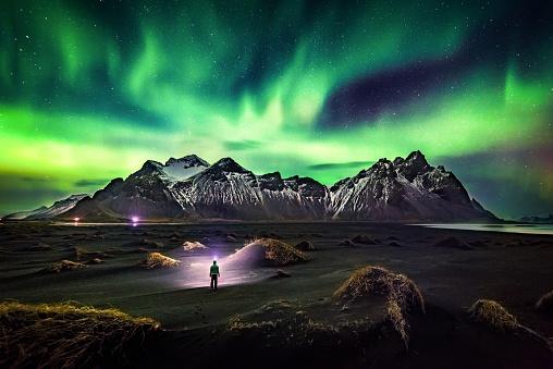 Lost in Iceland - gettyimageskorea