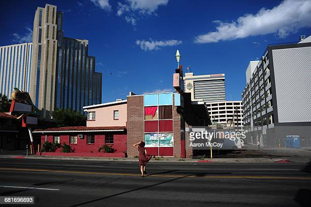 lost in reno - nevada stock pictures, royalty-free photos & images