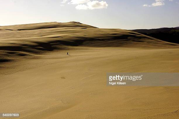 lost in sand - stranded stock photos and pictures